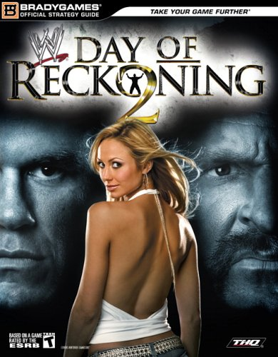 Wwe Day of Reckoning 2: Official Strategy Guide