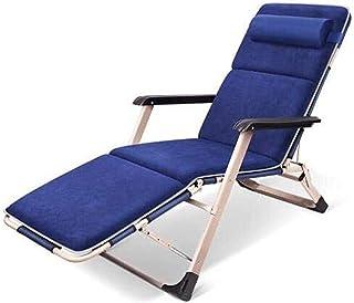 Heavy Duty Zero Gravity Liggande Folding Garden Sun Lounger Stol med justerbara vadderade nackstöd incomparable