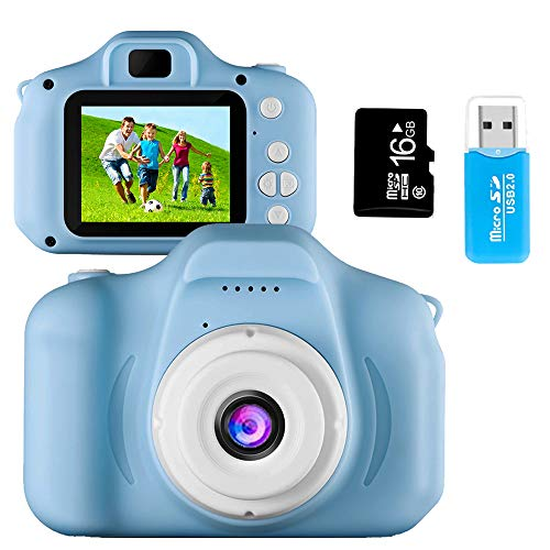 Kids Camera Toys for 4-8 Year Old Boys Toddler Rechargeable...