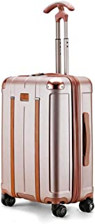 Luggage PC Carry On Spinner Suitcase with TSA Approved Locks