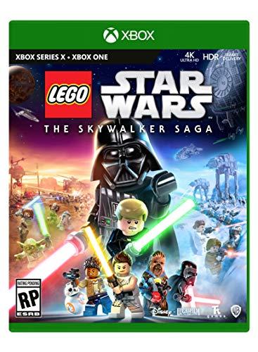 lego star wars xbox one Lego Star Wars: The Skywalker Saga - XBOX Series X