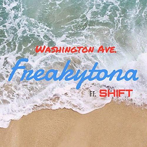 Washington Ave. feat. Shift