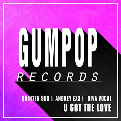 Quinten 909 & Andrey Exx feat. Diva Vocal