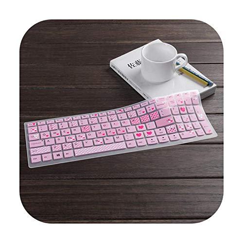 TOIT - Funda para teclado Lenovo V310-15 310-15 Ideapad 110-15 510-15 510-15 Isk 110310510 15-Bear