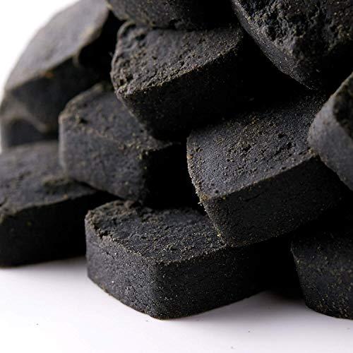 竹炭パウダー使用 【訳あり】竹炭マンナン おからクッキー (竹炭マンナン, 400g)