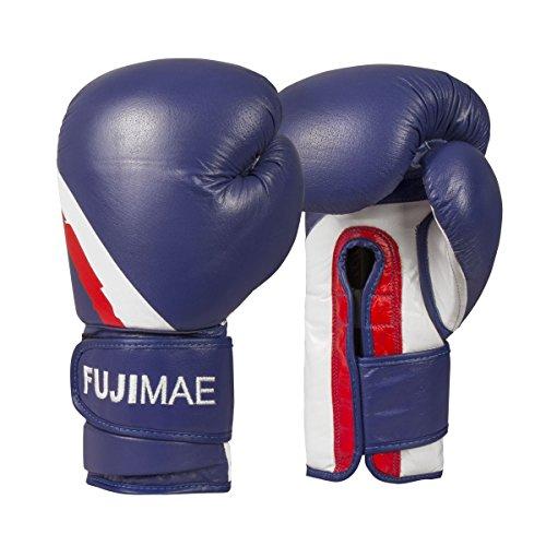 Fuji Mae - Guante Boxeo ProSeries, talla 10oz, color Azul