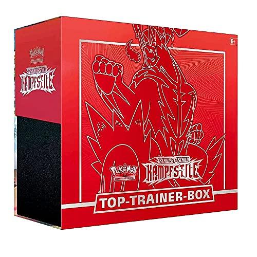 Gigadynamax Wulaosu | Empuñadura de enfoque | Pokemon | Top Trainer Box