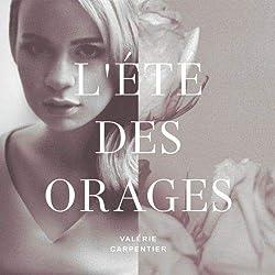 Valérie Carpentier - l'été des Orages 13-trk - CD - Pochette Carton