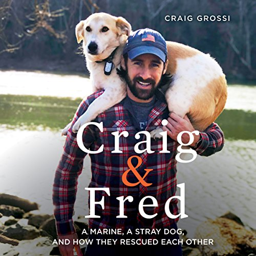 Craig & Fred audiobook cover art