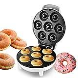 Máquina Para Hacer Donuts Rosquillas, Donut De 7 Agujeros, Placas Calientes Antiadherentes, Hornear En Casa DIY