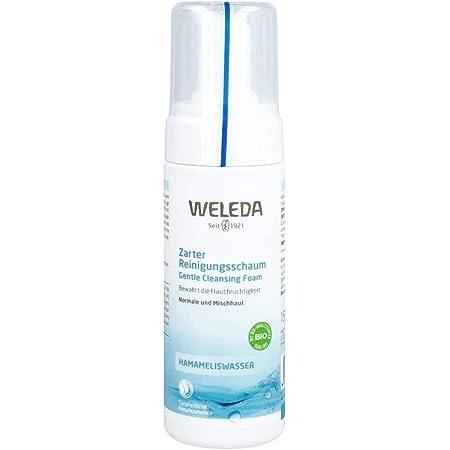 Weleda 2in1 Erfrischende Reinigung Naturkosmetik Gesichtswasser Und Make Up Entferner Zur Porentiefen Reinigung Und Pflege Von Gesicht Haut Und Hals 1 X 100 Ml Beauty
