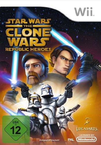 Star Wars : Clone Wars - Republic Heroes [import allemand]