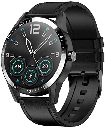 2021 nuevo reloj inteligente con Bluetooth, llamada, reloj inteligente para hombres y mujeres, reloj deportivo para Xiaomi Android, Huawei Glory Ios E