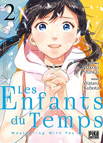 Les Enfants du Temps Edition simple Tome 2