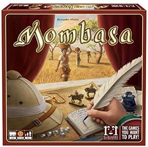 Venta al por mayor barato y de alta calidad. Mombasa by by by R&R Games  ventas calientes