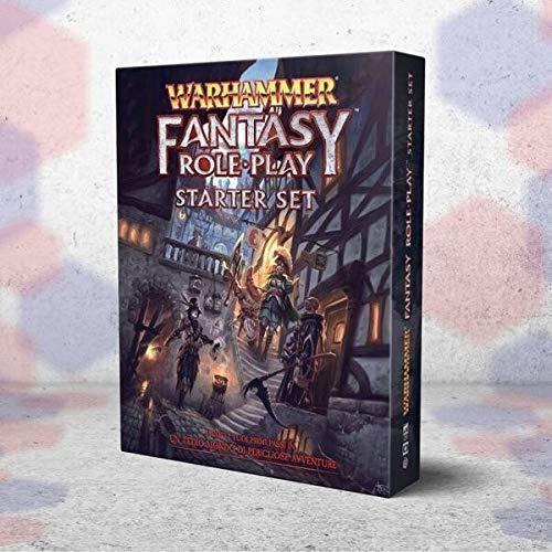 Need Games – Warhammer Fantasy Roleplay: Starter Set – Juego de rol, edición en Italiano (5003)