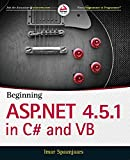 Beginning ASP.NET 4.5.1: in C# and VB (Wrox Programmer to Programmer)...