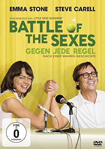 Battle of the Sexes - Gegen jede Regel [Alemania] [DVD]