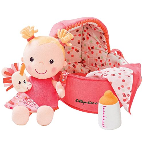 LILLIPUTIENS- Louise Baby, Multicolor (86741)