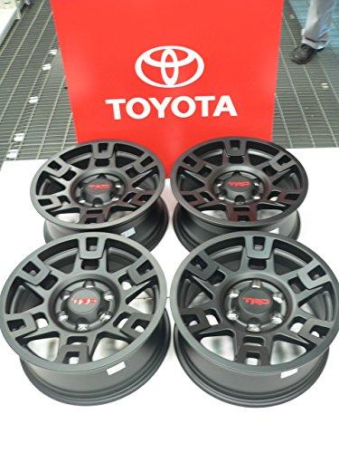 Toyota 4 Runner Aluminum Wheels