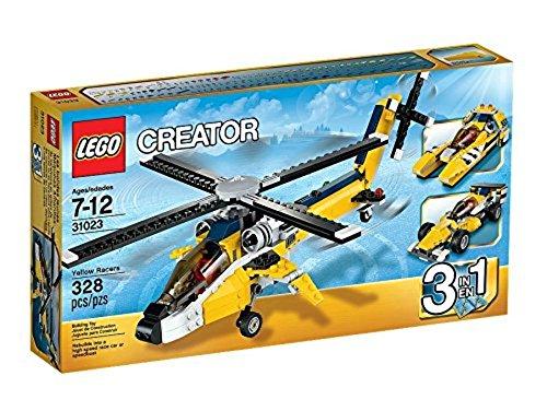 Lego Creator - Máquinas Amarillas, Juego de construcción (31023)
