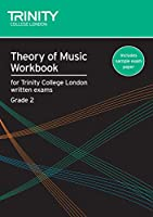 Theory of Music Workbook Grade 2: Theory Teaching Material (Trinity Guildhall Theory of Music)