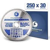 FALKENWALD ® Kreissägeblatt 250 x 30 mm - Ideal für