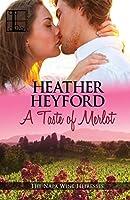 A Taste of Merlot 1601833644 Book Cover