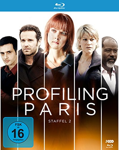 Profiling Paris - Staffel 2 [Blu-ray]