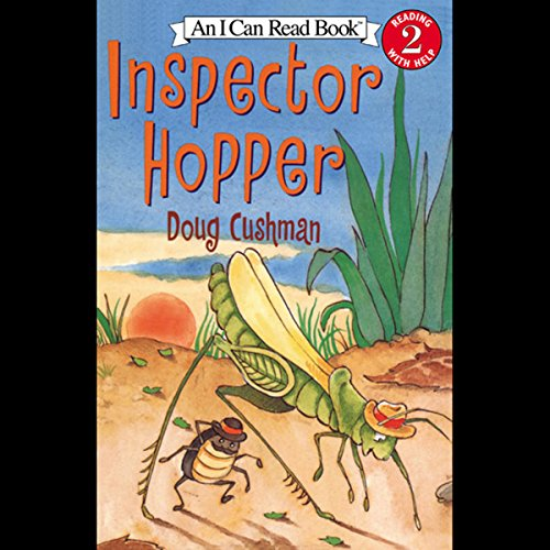 Inspector Hopper audiobook cover art
