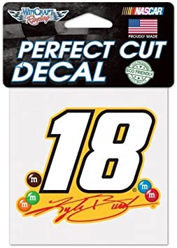 F0458620 na Multi WinCraft NASCAR NASCAR NASCAR Logo Face Cals