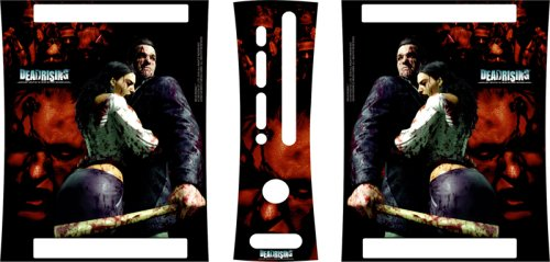 Xbox 360 - DEADRISING Skin - Motiv 2