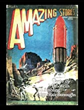 Amazing Stories #12: The Hugo Gernsback SF Classic - March 1927