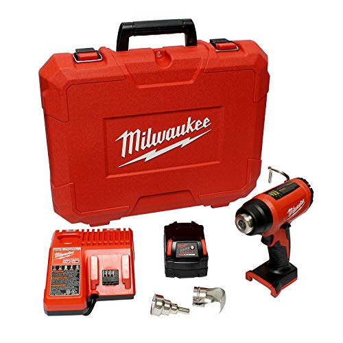 Milwaukee heat gun review for crafting