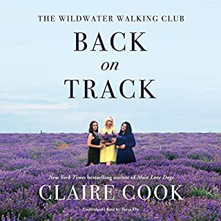 The Wildwater Walking Club: Back on Track cover art