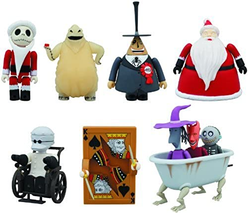 Medicom The Nightmare Before Christmas Deluxe 10-Piece Kubrick Box Set by Medicom