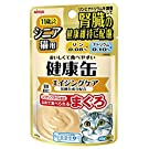 健康缶 シニア猫用 健康缶パウチ エイジングケア 40g×12袋入り (ケース販売)