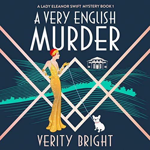 A Very English Murder Audiobook By Verity Bright cover art