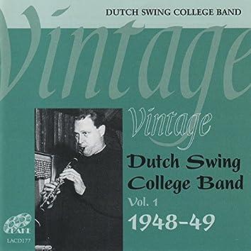 Vintage Dutch Swing College Band - Vol. 1