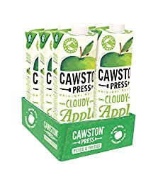 MADE FROM PRESSED JUICE – We blend sweet, crisp apples with tart rhubarb. 10 whole apples are pressed into every. WE KNOW OUR APPLES - We started out with a lot of apple trees, and we've been pressing fruit for over 30 years. We know if we use good i...