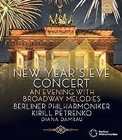 ジルベスターコンサート2019 ~ ブロードウェイ・メロディ / ベルリン・フィルハーモニー管弦楽団 | キリル・ペトレンコ | ディアナ・ダムラウ (New Year's Eve Concert 2019 / Berliner Philharmoniker | Kirill Petrenko) [Blu-ray] [Import] [Live] [日本語帯・解説付]