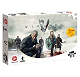 Vikings The World Will be Ours. Puzzle 500 Teile
