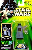 Hasbro DL-X2 Droid de la serie Star Tours – Star Wars Power of The Jedi Collection.