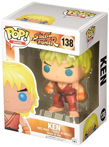 "Funko 11655 Street Fighter 11655 ""POP Vinyl Ken"" Figure"
