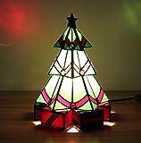 Schöne kreative weihnachtsbaum tischlampe kinder lampe nachtlicht d20 * H28cm