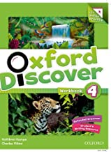 Oxford Discover: 4: Workbook with Online Practice