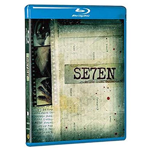 Seven Os Sete Crimes Capitais [Blu-ray]