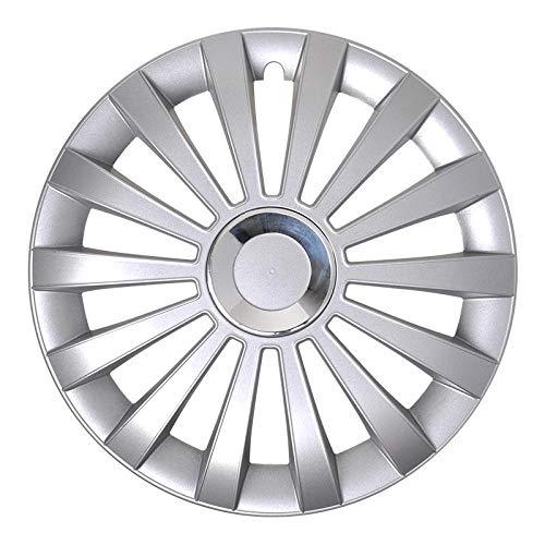 ProPlus wieldop Meridian 14 inch - ABS zilver per stuk