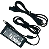 New Genuine Dell Inspiron 1545 65w AC Adapter Octagonal Connector PA-21 LA65NS2-00