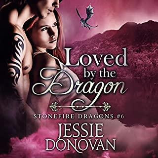 Loved by the Dragon     Stonefire British Dragons, Book 6              Written by:                                                                                                                                 Jessie Donovan                               Narrated by:                                                                                                                                 Matthew Lloyd Davies                      Length: 1 hr and 57 mins     1 rating     Overall 5.0